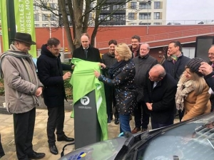 PitPoint Charge.Brussels